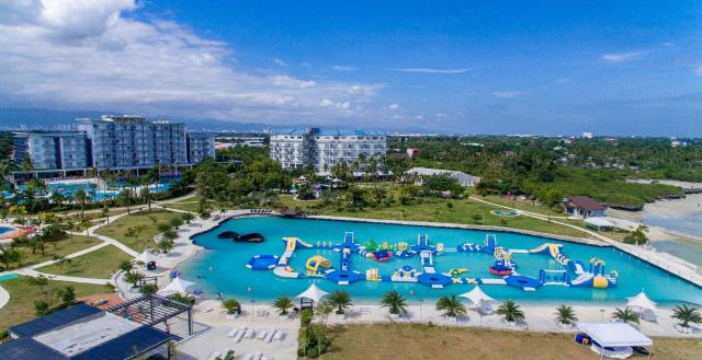 Book Mactan Accommodation in Mactan Cebu - Solea Mactan Resort, Cebu, Philippines | Photo Credits: Agoda
