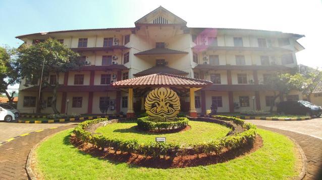 Wisma Makara UI Universitas Indonesia