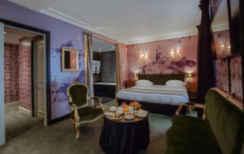 Montmartre Hotel Paris - Hôtel Particulier Montmartre