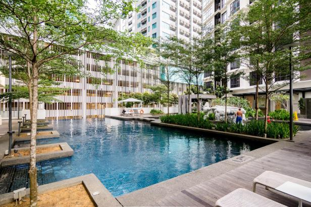 KL Shortstay Apartments-188 suites