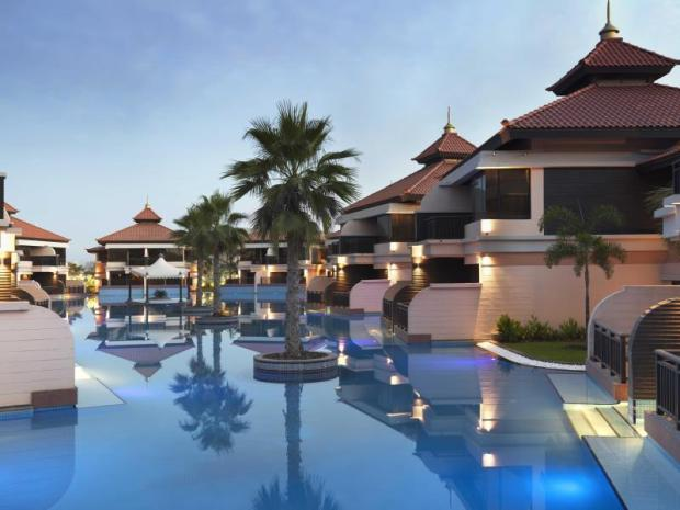 Hilton Capital Grand Abu Dhabi、Yas Viceroy Abu Dhabi@杜拜小旅行 @愛吃鬼芸芸