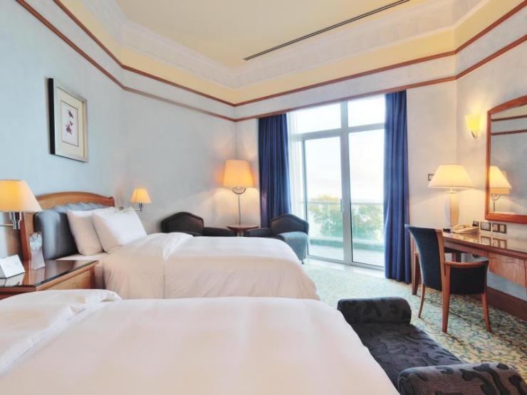 브루나이 디 엠파이어 호텔 오션뷰룸