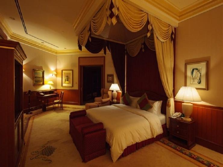 브루나이 디 엠파이어 호텔 스위트룸