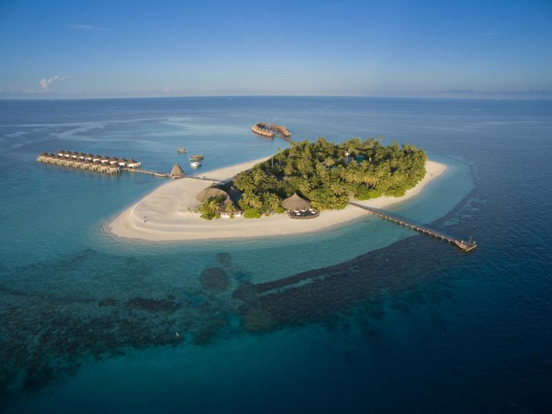 Book Angaga Island Resort and Spa Maldives Islands ...