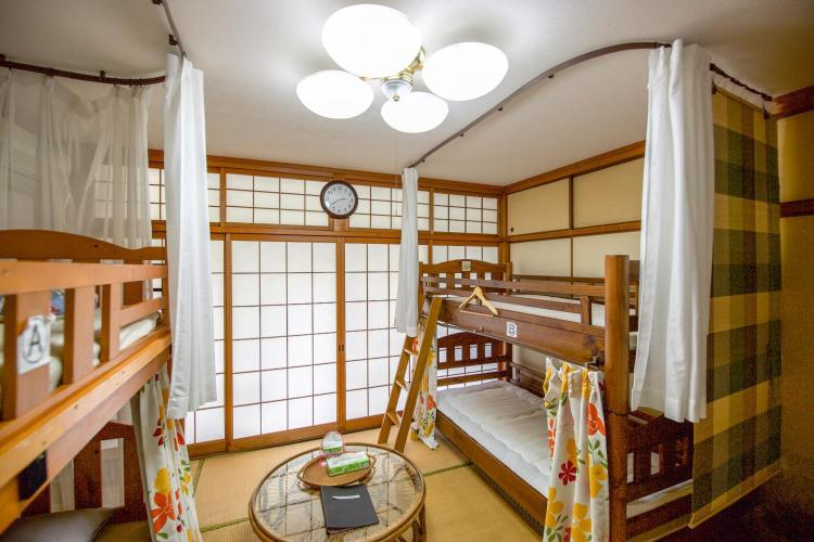HOSTELS IN JAPAN