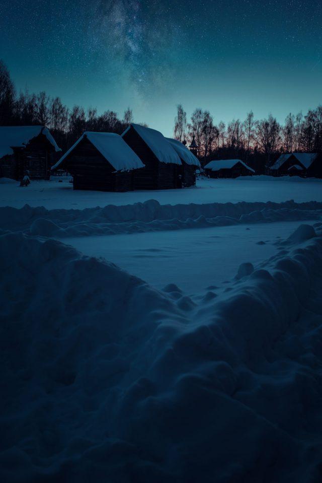 Russian Evening