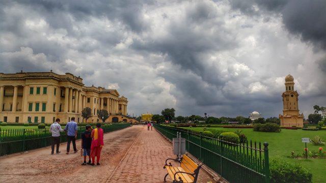 Hazarduari Palace in West Bengal