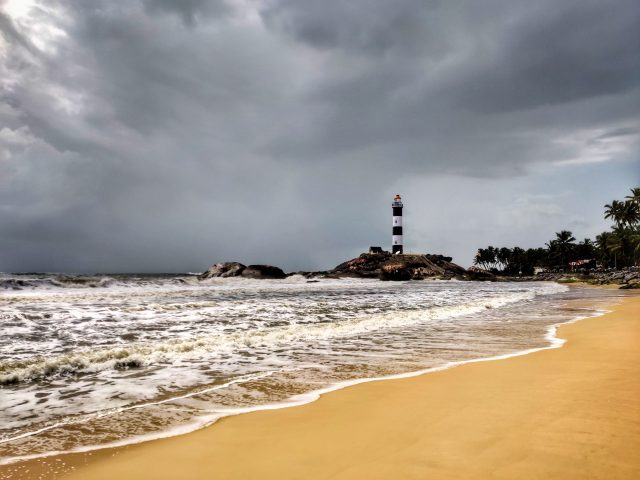 Kaup Beach and Light house in Udupi