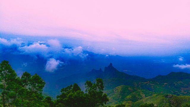 Kodanadu view point in Ooty