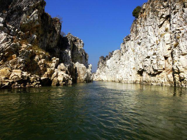 Marble Rocks of Jabalpur