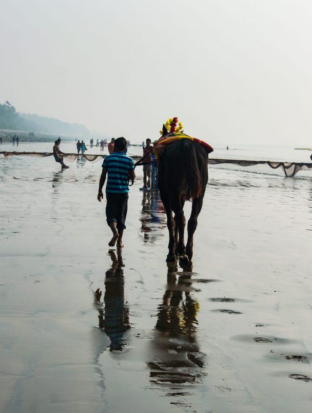 New Digha Sea Beach in West Bengal
