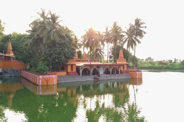 Ramdara Temple in Pune