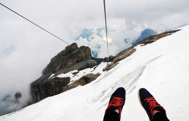 Mt. Titlis, Switzerland.