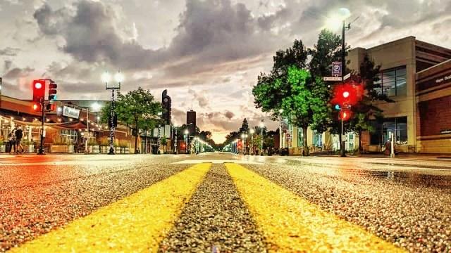 Vibrant Highway