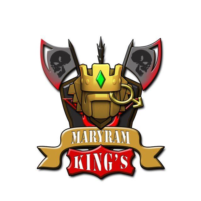 Clash of clan badge logo