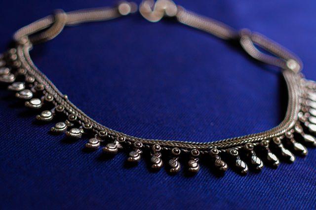 A precious necklace