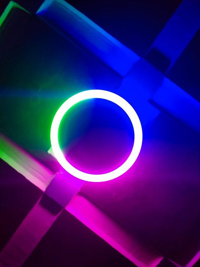 A led light ring