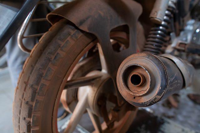 Bike silencer