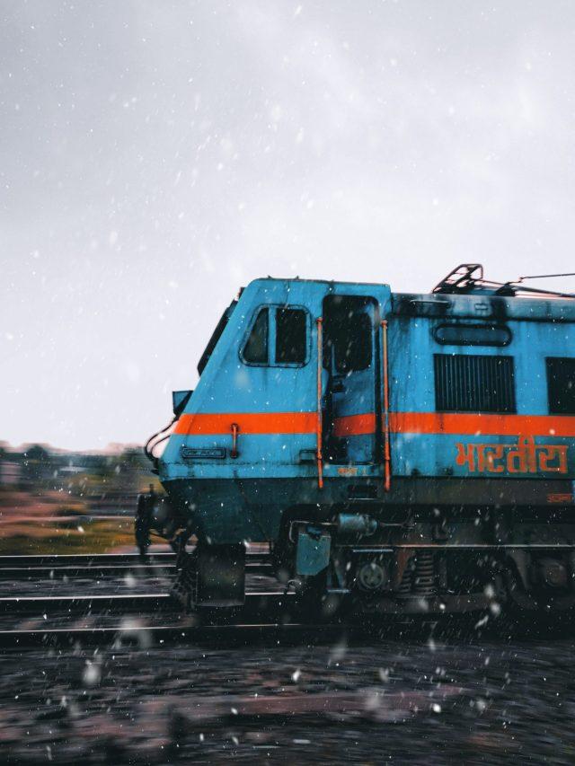 A train engine