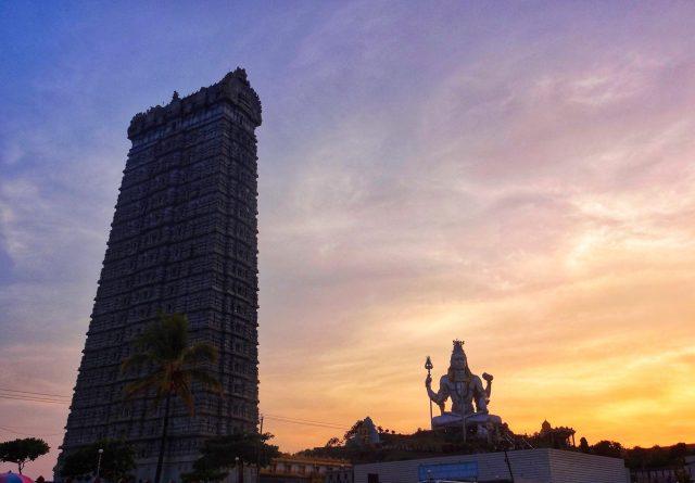 An historic temple