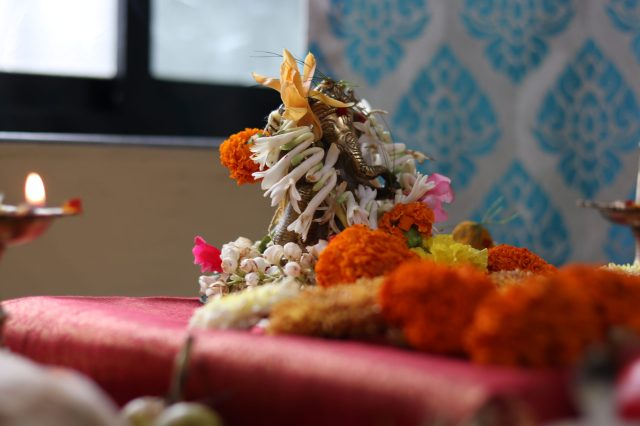 Lord Ganesha idol