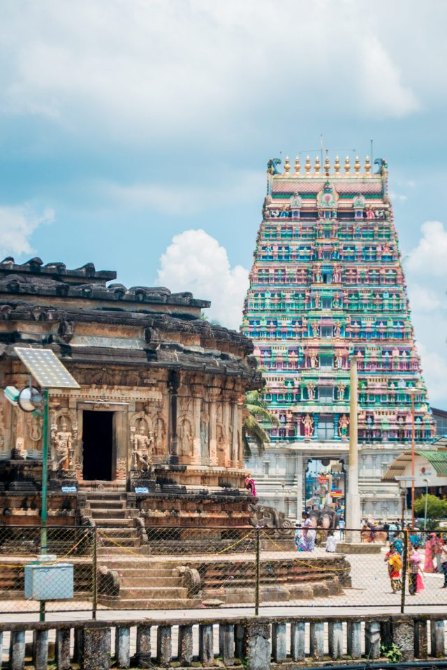 Sringeri temple in Karnataka