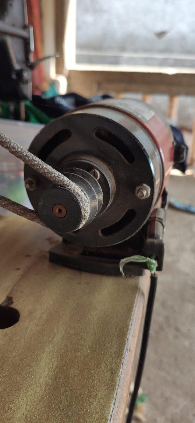 An electric motor