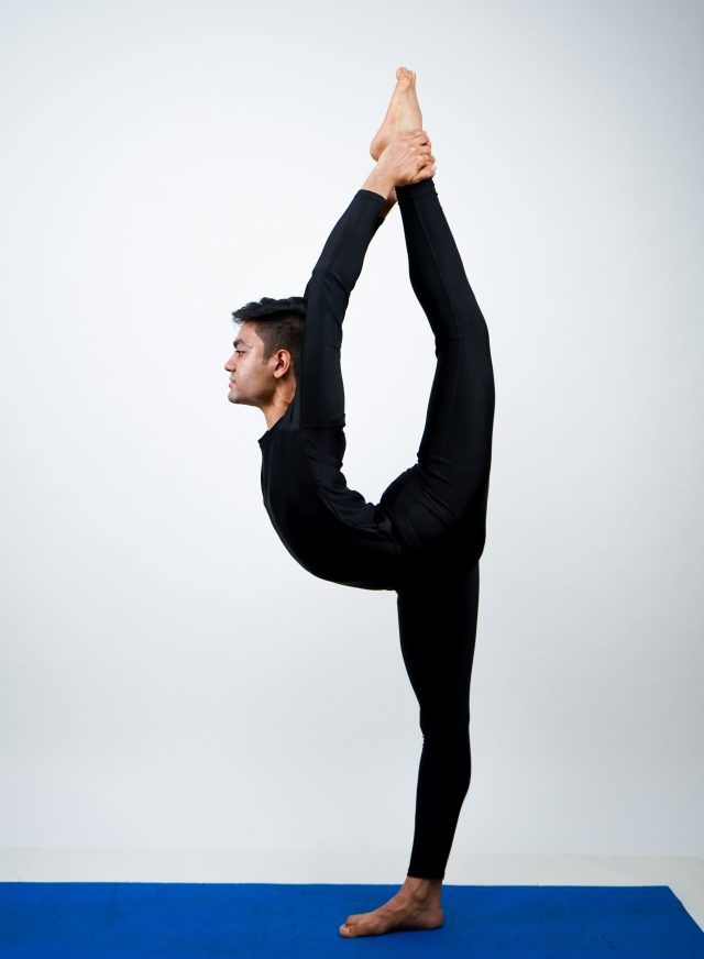 Natarajasana (Lord of the dance Pose)