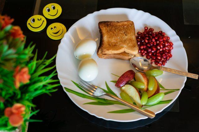 A food plate