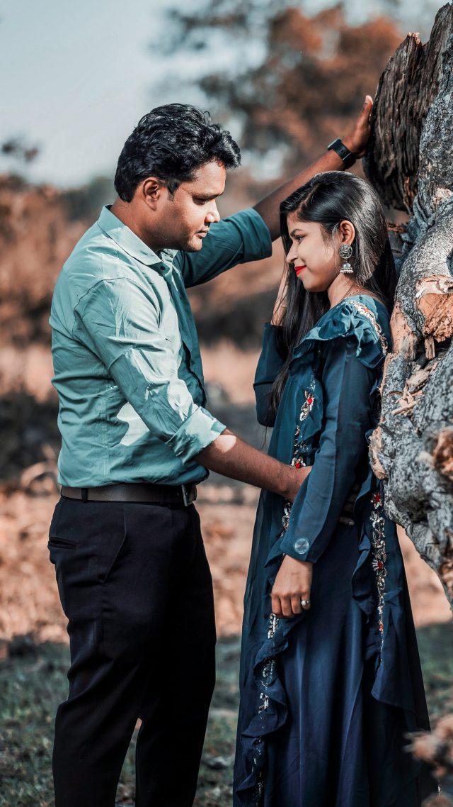 A romantic couple