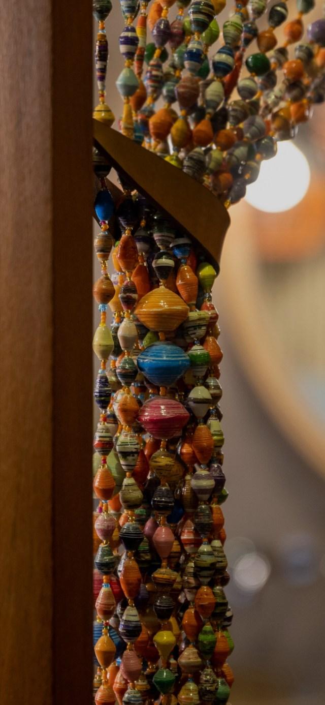 Decorative beads chains