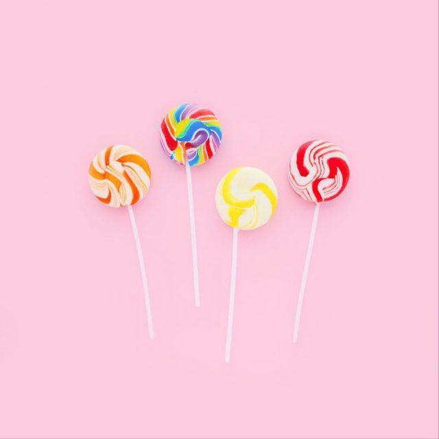 Stick candies