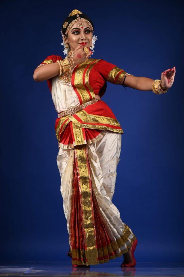 Bharat Natyam Dancer