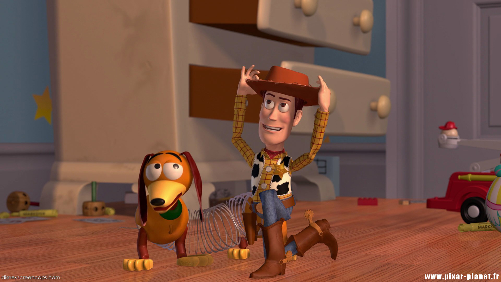 """Quotes From """"Toy Story 2""""."""