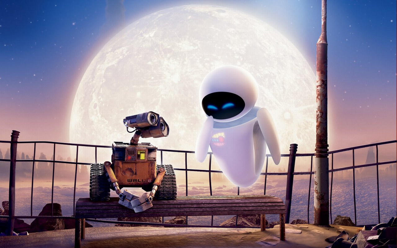 Image result for pixar wall-e