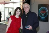 Cars 2 Event - Michael Caine & Emily Mortimer Image 4