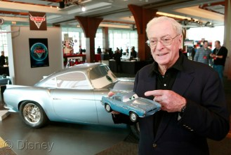 Cars 2 Event - Michael Caine Image 1