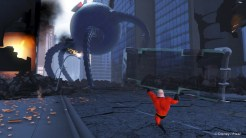 Kinect Rush - The Incredibles