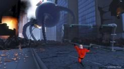 Kinect Rush - The Incredibles