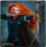 Brave Cards - Merida