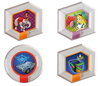 Disney Infinity Power Discs Series 1