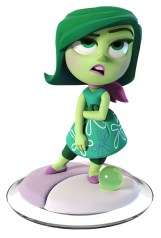 Disney Infinity - Inside Out Figure - Disgust