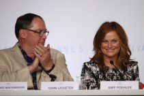 """Inside Out"" Press Conference - The 68th Annual Cannes Film Festival"