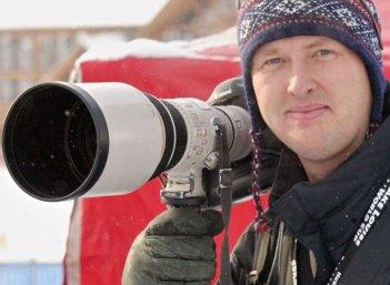 Kamloops Photographer Mikael Kjellstrom