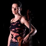 Cellist Shauna Rolston photo