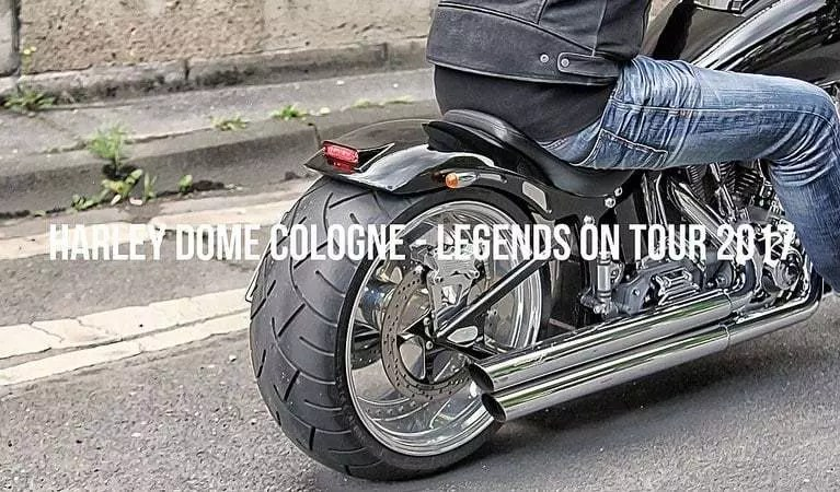 Legends On Tour, Harley Dome Cologne