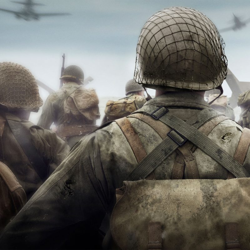 10 New Call Of Duty World War 2 Wallpaper FULL HD 1080p ...