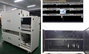 Example 1: Large OLED TV white balance measurement and adjustment (multi-point) plus uniformity