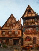 Dambach La Ville / Elsass