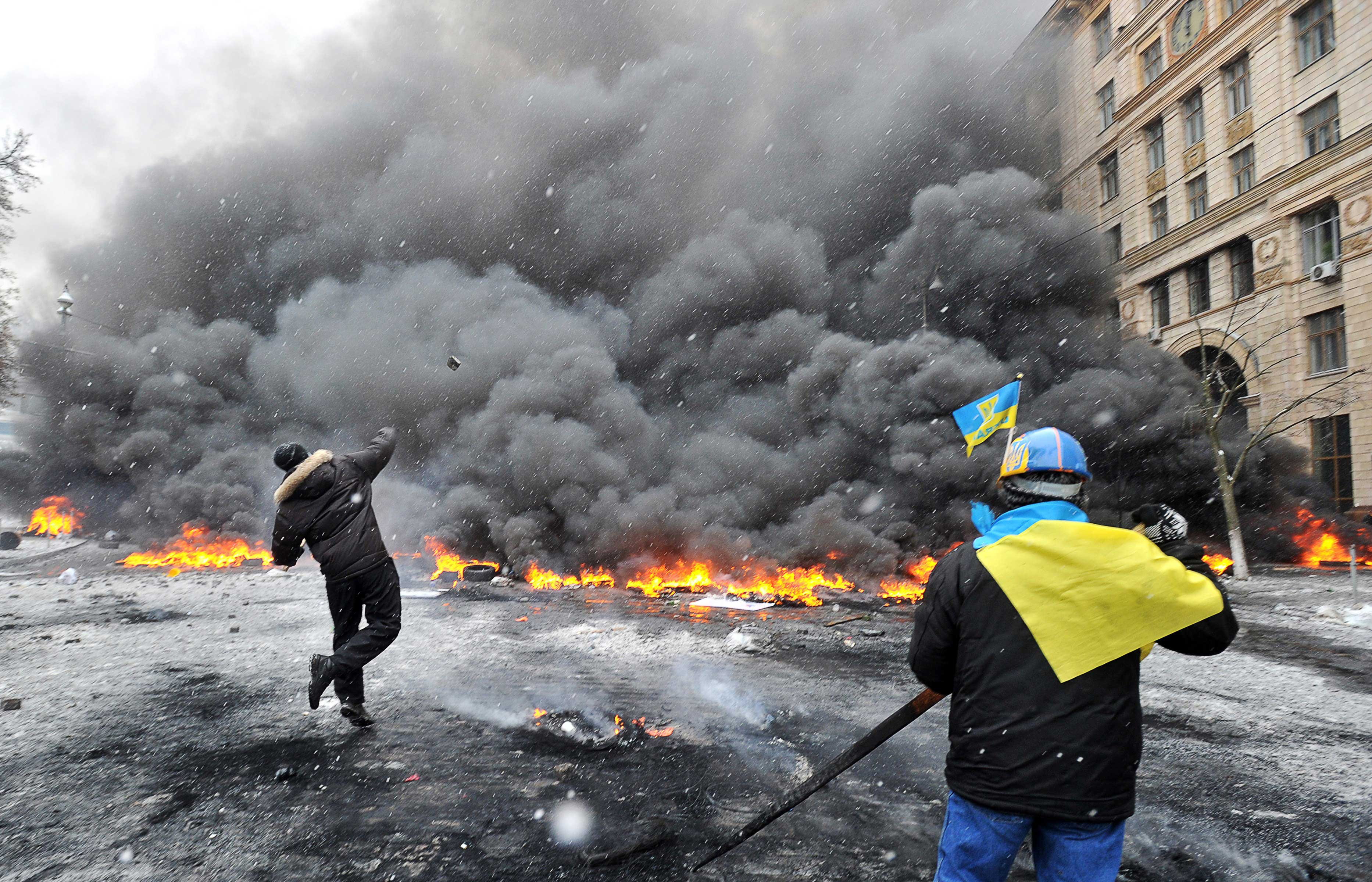 Unrest in Ukraine led to a breakdown in terms of supplies of equipment for the Moscow metro 21